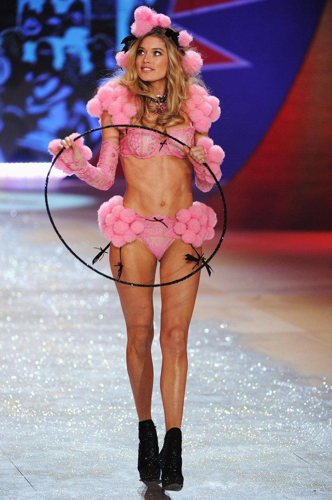 Victoria Fashion Show 2012 source getty